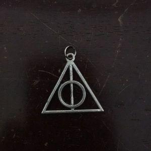 Jewelry - Deathly Hallows pendant